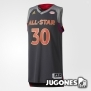 Camiseta Adidas Swingman All Star West 'Curry'