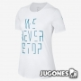 Camiseta Nike Dry 'We Never Stop'