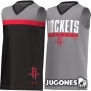 Camiseta Reversible NBA Niñ@s Rockets