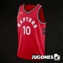 Camiseta Raptors DeRozan Jr