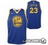 Camiseta Warriors Green Jr