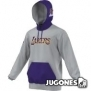Sudadera con capucha NBA Lakers