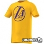 Camiseta Angeles Lakers Niñ@s