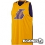 Camiseta Entrenamiento Angeles Lakers
