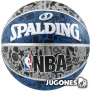 Balon Spalding NBA Graffiti talla 7