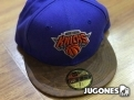Gorra New Era Tone Down Team Knicks