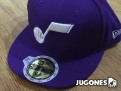 Gorra New Era Leag Utah Jr