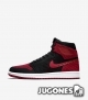 Jordan 1 Retro High Flyknit 'Banned'