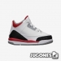Nike Air Jordan 3 Fire Red TD