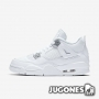 Nike Air Jordan 4 Retro ' Pure Money' GS
