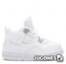 Nike Air Jordan 4 ' Pure Money' TD