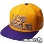 Gorra Plana Adidas Los Angeles fitted