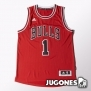 Camiseta NBA Swingman Derrick Rose
