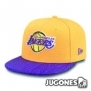 Gorra New Era Tonalzebra Lakers Jr