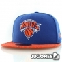 Gorra New Era Tonalzebra Knicks Jr