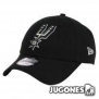 Gorra New Era 9Forty San Antonio Spurs
