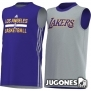 Camiseta Reversible Nba Lakers Niñ@s
