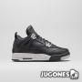 Nike Air Jordan 4 Retro 'Oreo' GS