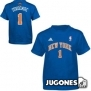 Camiseta Gametime Stoudemire Knicks