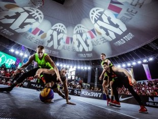 Nuevo Torneo 3x3 Satélite `O Marisquiño 2019`